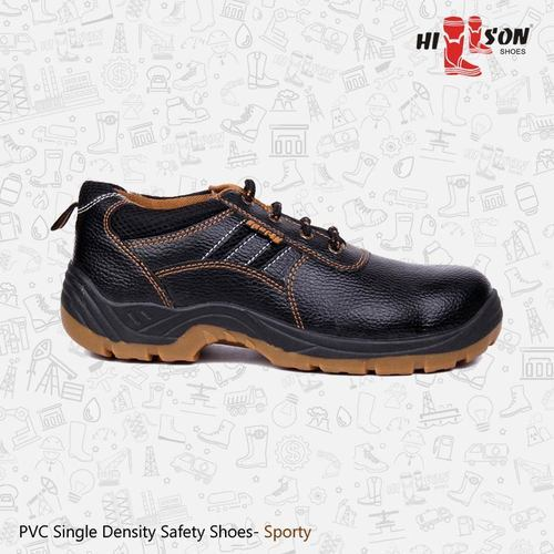 Sporty Dual Density Safety Shoes