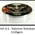 Metal Smoking Grinder Rasta Colour 1