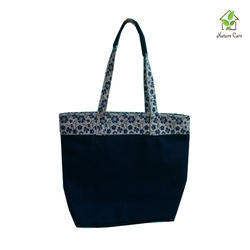 Cotton Canvas Ladies Bag