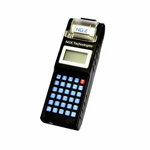 NGX Semi-Automatic Handheld Bus Ticketing Machine, Model Number: HTM210