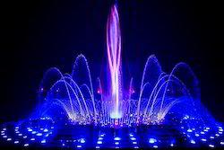 Hotel Outdoor Fountain