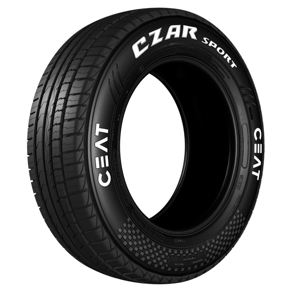 CEAT CZAR Sports Tubeless Car Tyre, 16 in,60,205 mm