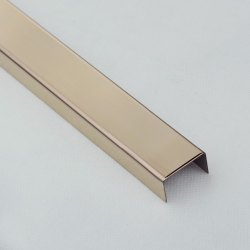 Stainless Steel Golden Skirting