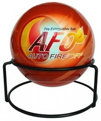 Auto Fire Ball Extinguisher