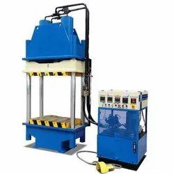 RTHP 10 Four Pillar Hydraulic Press Machine