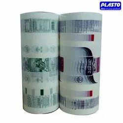 Printed LDPE Milk Film Roll