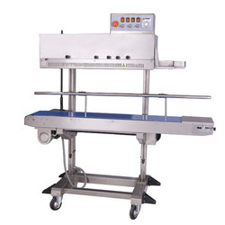 Nitrogen Flushing Band Sealing Machine