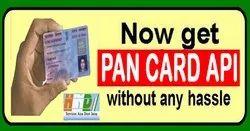 Pan Card API & Software