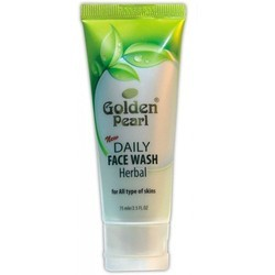Herbal Golden Pearl Daily Face Wash, Packaging Type: Tube , Packaging Size: 2.5 Fl/oz