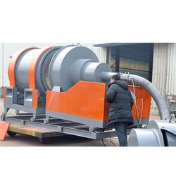 Zoomlion Mild Steel Asphalt coalburner, coalburner, 50 Kw, Model Name/Number: Mfr 120