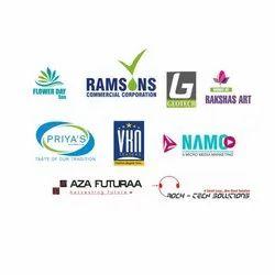 Multicolor Professional Logo Designing Service, For Promotional