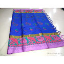 Cotton Silk Saree Jalar