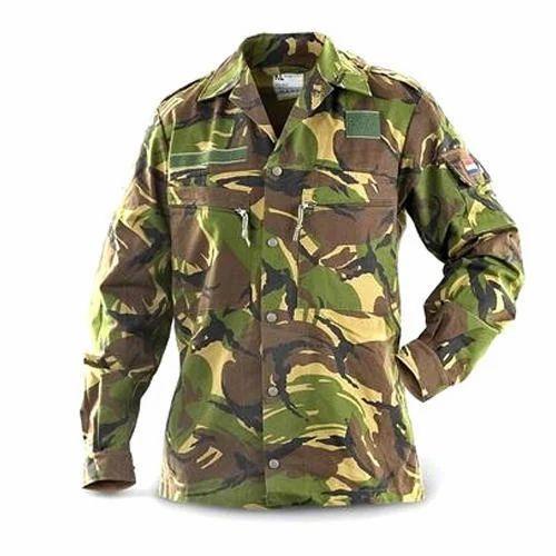 3ca5f12e3 Men Military Camouflage Shirt, Rs 375 /piece, Lifeplay Shirt | ID ...