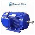 Bharat Bijlee 3 Phase 7.5 Hp 1500 Rpm Foot Mount Non-flp Motor For Industrial, Ip Rating: Ip55