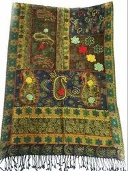 Viscose Embroidery Scarves