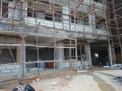 Commercial Concrete Frame Structures Pattukottai Apartment Construction Services