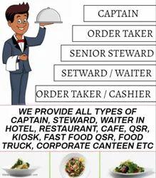 Captain Steward Waiter Supplier