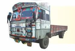 Open Truck Transportation Services - 32 Ft Open Vehicle