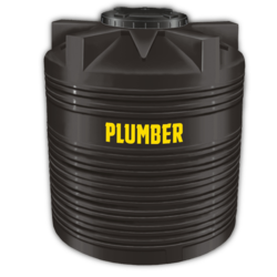 Plumber Double Layer Water Tank