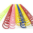 Plastic Spirals