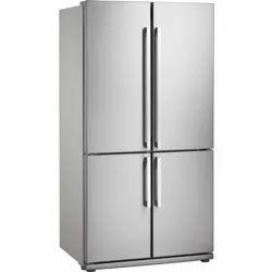 SS Four Door Freezer