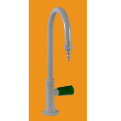Single Way Water Flow Laboratory Faucets