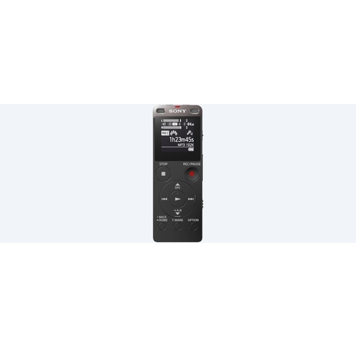 Sony ICD-UX560F 4 GB Digital Voice Recorder