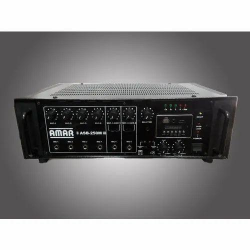 Asb 250 Pa Amplifier