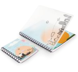 Dataking Notebooks With Silk Print PP Cover
