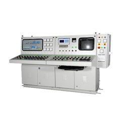 Three Phase Drum Mix Plant Control Panel, For Industrial