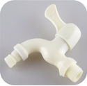 PVC Water Taps H401 White