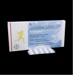 Loratadine Anti Allergy Tablets