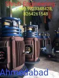 Three Phase Industrial  AC Motors Brake
