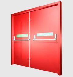 Emergency Exit Fire Door