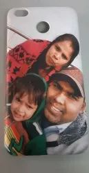 Printed family mobile back cover
