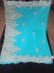 Heavy Bridal Embroidery Sarees