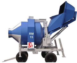 Automatic Reversible Mixer, Capacity: 1000/1500 L