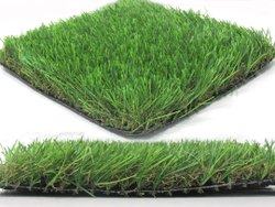 35 mm Straight Natural Green Artificial Grass
