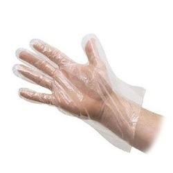Polythene Hand Gloves
