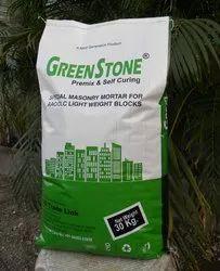 Green Stone Premix Mortar