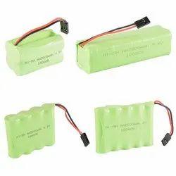Blue,Green Battery Packs, 7.4v