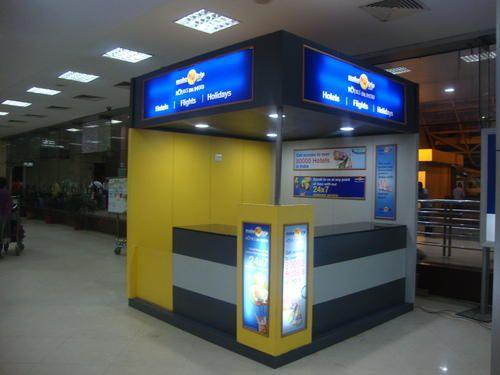 Brand Kiosk - Indoor Kiosk Manufacturer from Chennai