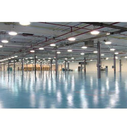 Epoxy Industrial Coating