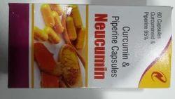 Curcumin & Piperine CAPSULE