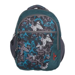 Printed School Backpack