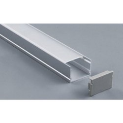 Greenhouse Aluminum Profile - View Specifications & Details