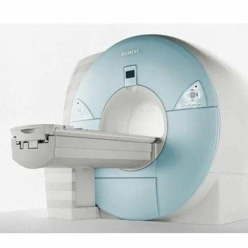 New MRI Machine