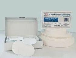 FiltrosUK Glass Micro Fiber Filter (Eq. Whatman Grade GF/A)