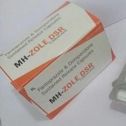 Pantoprazole, Domperidone Sustained Release Capsules