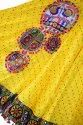 Indian Traditional Bandhej Cotton Ghagra choli - Garba Dance Costume